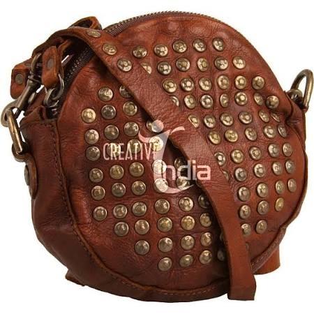 dc381a13e607 Leather Handbag