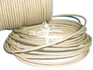 Wax Cotton Cords, Waxy Cotton Cords, Cotton Laces, Shoe Laces, Polished Cotton Cord, Braided Cotton Cords