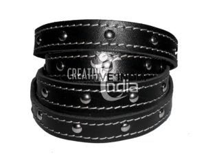 FLAT LEATHER CORD, FLAT LEATHER LACES, LEATHER STRAPS